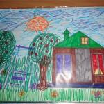 рисунки детей Мир глазами ребенка_4